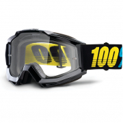 100% Accuri Kids Virgo JR Clear Lens Goggles