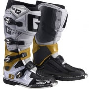 Gaerne SG12 Grey Magnesium White Motocross Boots