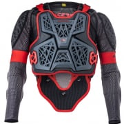 Acerbis Galaxy Black Grey Body Armour