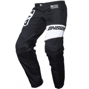 Answer Arkon Ops Black White Enduro Pants