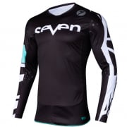 Seven MX Rival Trooper 2 Black Jersey