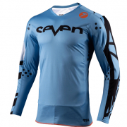 Seven MX Rival Trooper 2 Blue Jersey