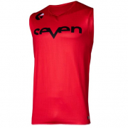 Seven MX Zero Ethika Red Over Vest