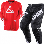Answer Elite Kit Combo - Red Black