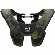 Atlas Air Camo Neck Brace