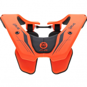Atlas Air Orange Neck Brace