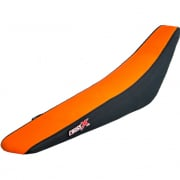 CrossX OEM KTM Orange Black Seat Cover