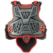 Acerbis Jump MX Grey Black Body Armour