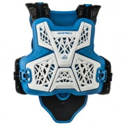 Acerbis Jump MX White Blue Body Armour