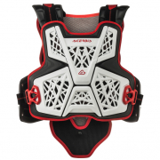 Acerbis Jump MX White Black Body Armour