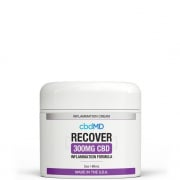 CbdMD CBD Recover Inflammation Cream 2oz Tub 300mg