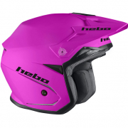Hebo Zone 5 Mono Pink Trials Helmet