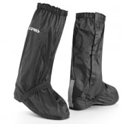 Acerbis Rain H20 Black Boot Covers