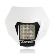 Acerbis KTM White Headlight Mask