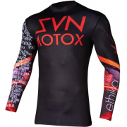 Seven MX Kids Zero Ethika Red Compression Jersey