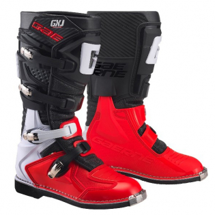 Gaerne GXJ Kids Black Red Boots