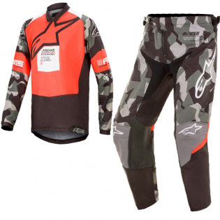 Alpinestars Kids Racer Ltd Edition Le Magneto Kit Combo
