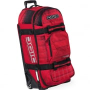 Ogio Rig 9800 LE Red Noise Motocross Wheeled Gear Bag