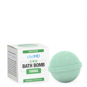 CbdMD Restore Therapeutic Hemp Bath Bomb