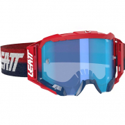 Leatt 5.5 Velocity Red Blue Lens Goggles