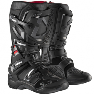 Leatt GPX 5.5 Flexlock Black Boots