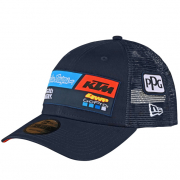 Troy Lee Designs 2020 Team KTM Curve Snapback - Navy