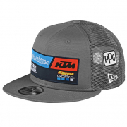 Troy Lee Designs 2020 Team KTM Snapback - Grey