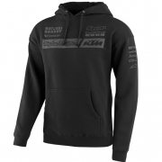 Troy Lee Designs 2020 KTM Pullover Hoody - Black