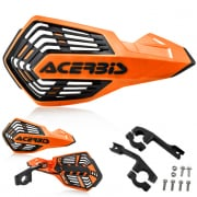 Acerbis X-Future Orange Black Handguards