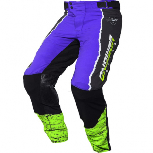Answer Trinity Pro Glo Ltd Ed Purple HyperAcid Black Pants