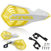 Acerbis X-Future White Yellow Handguards