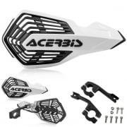 Acerbis X-Future White Black Handguards