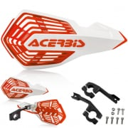 Acerbis X-Future White Red Handguards