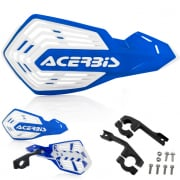 Acerbis X-Future Blue White Handguards