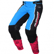 Answer Trinity Pro Glo Ltd Ed HyperBlue Pink Black Pants