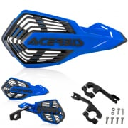 Acerbis X-Future Blue Black Handguards