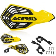 Acerbis X-Future Yellow Black Handguards