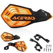 Acerbis X-Future Black Orange Handguards