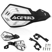 Acerbis X-Future Black White Handguards