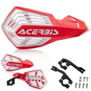 Acerbis X-Future Red White Handguards