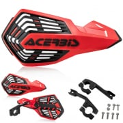 Acerbis X-Future Red Black Handguards