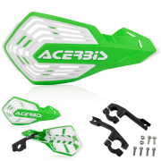 Acerbis X-Future Green White Handguards