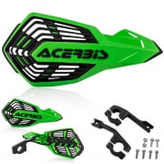 Acerbis X-Future Green Black Handguards