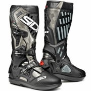 Sidi Atojo SRS Lead Grey Black Motocross Boots