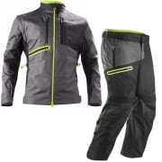 Acerbis Enduro One Enduro Suit - Black Fluo Yellow