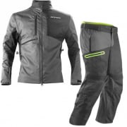 Acerbis Enduro One Enduro Suit - Black Grey