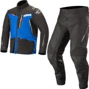 Alpinestars Venture R Black Blue Enduro Suit