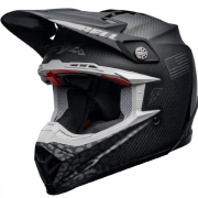 Bell Moto 9 Carbon Flex Slayco Matte/Gloss Black Grey Helmet