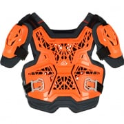 Acerbis Kids Gravity Orange Roost Deflector