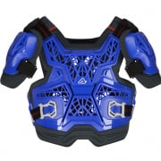 Acerbis Kids Gravity Blue Roost Deflector